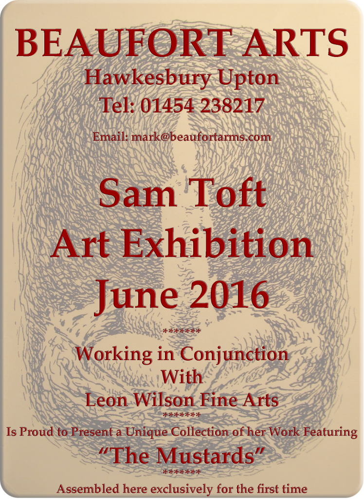 Sam Toft Art Exhibition