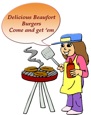 Beaufort Arms Barbecue
