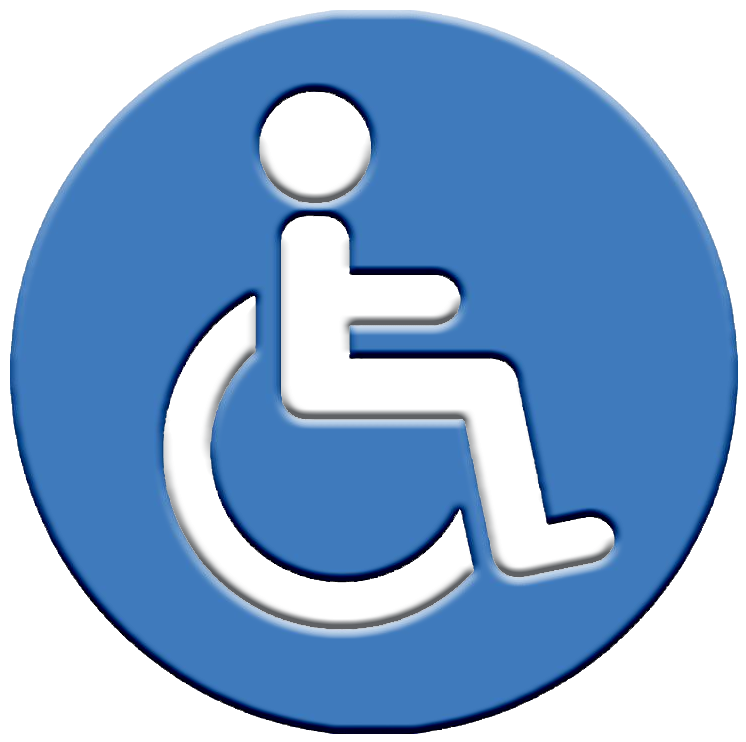 We have easy access for our disabled customers
